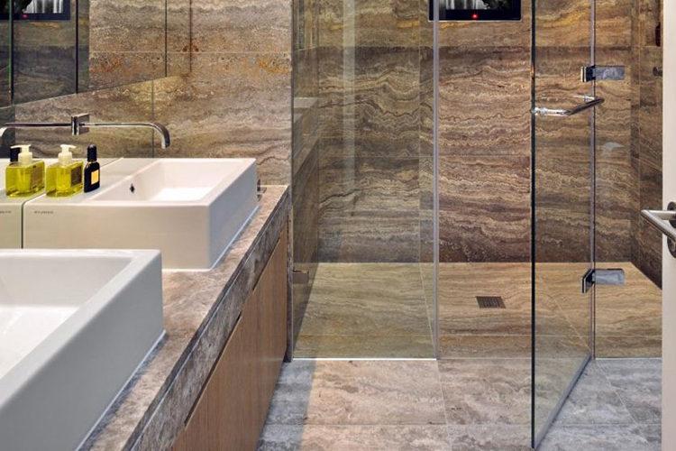 Marble-bathrooms-brown